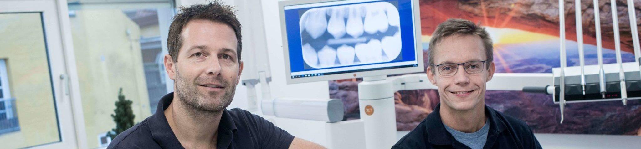 Ejere og tandlæger hos sundhedshuset Svendborg